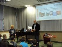Spotkanie autorskie z Kazimierzem Szymeczko