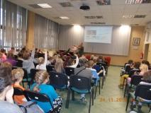 Spotkanie autorskie z Marcinem Pałaszem