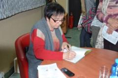 Spotkanie autorskie z Renatą Piątkowską i rozstrzygnięcie olebiscytu na książkę roku